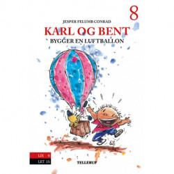 Karl og Bent -8: Karl og Bent bygger en luftballon