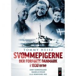 Svømmepigerne der forførte Danmark i 1930 erne: Jenny Kammersgaard, Ragnhild Hveger, Lille Henrivende Inge