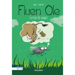 Fluen Ole -5: Fluen Ole flytter på landet