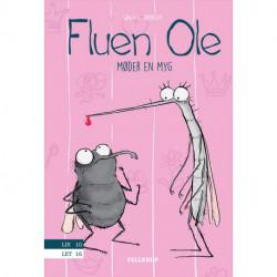 Fluen Ole -4: Fluen Ole møder en myg