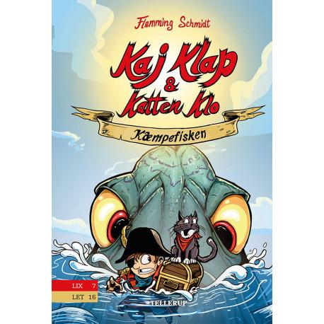 Kaj Klap & katten Klo -1: Kæmpefisken
