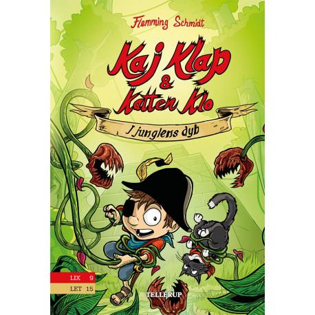Kaj Klap & katten Klo -3: I junglens dyb