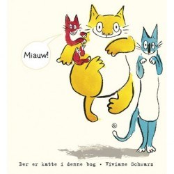 Der er katte i denne bog