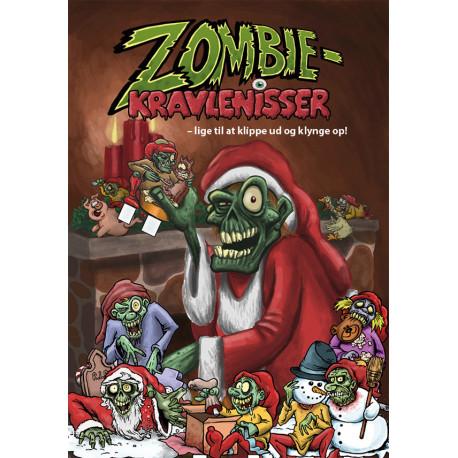 Zombie-kravlenisser (20 stk. pakke)