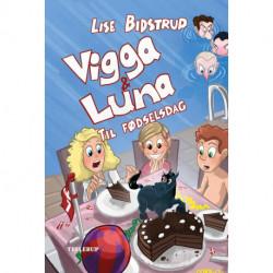 Vigga & Luna -5: Til fødselsdag