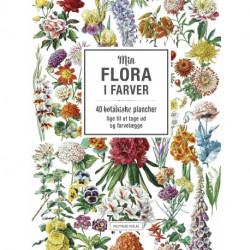 Min flora i farver