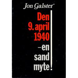 Den 9. april 1940 - en sand myte!