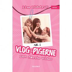 Vlog-pigerne -1: Den første video