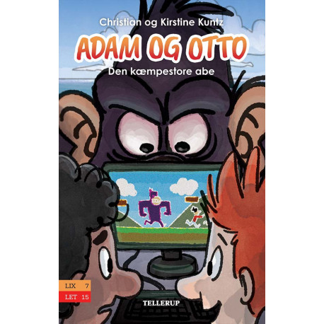 Adam og Otto -2: Den kæmpestore abe