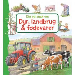 Kig og snak om dyr, landbrug og fødevarer