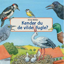 Kender du de vilde fugle?