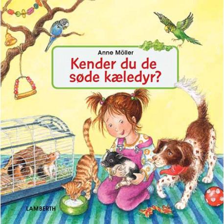 Kender du de søde kæledyr?