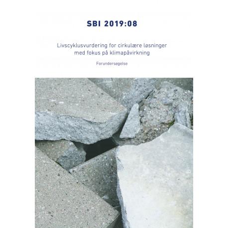 Livscyklusvurdering for cirkulære løsninger med fokus på klimapåvirkning: Forundersøgelse