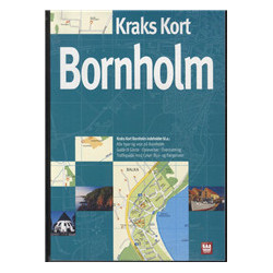 Kraks kort Bornholm: Under 11 stk tilbage udsolgt fra forlaget