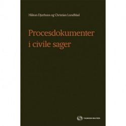 Procesdokumenter i civile sager