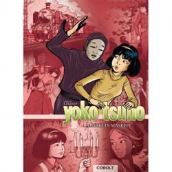 Yoko Tsuno samlebind 7: Mørkets maskepi
