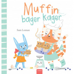 Muffin bager kager