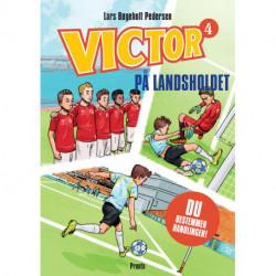 VICTOR På landsholdet: Bog 4