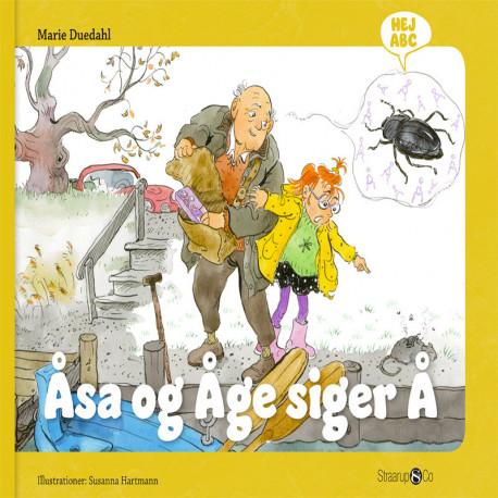 Åsa og Åge siger Å