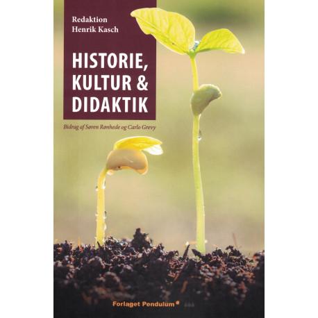 Historie, kultur og didaktik