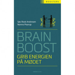 Brain boost: Grib energien på mødet