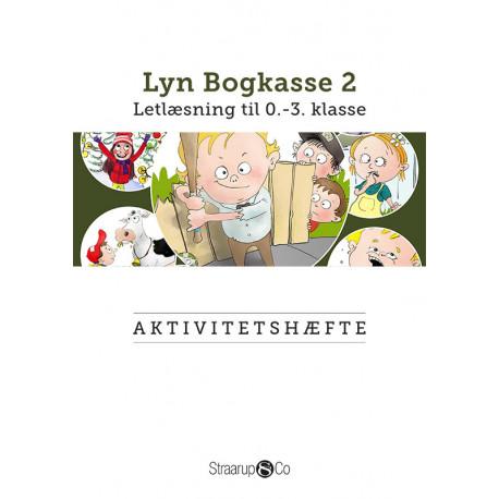 Aktivitetshæfte - Lyn Bogkasse 2