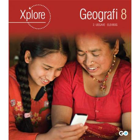 Xplore Geografi 8 Elevbog - 2. udgave