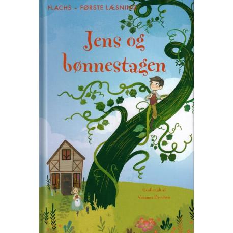 FLACHS - FØRSTE LÆSNING: Jens og bønnestagen