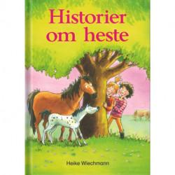 LÆSEØRN: Historier om heste