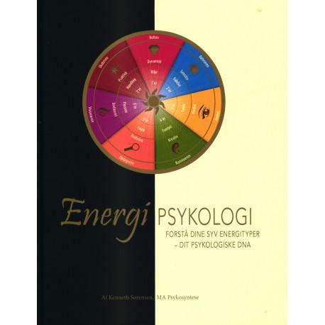 Energipsykologi: forstå dine syv energityper - dit psykologiske DNA
