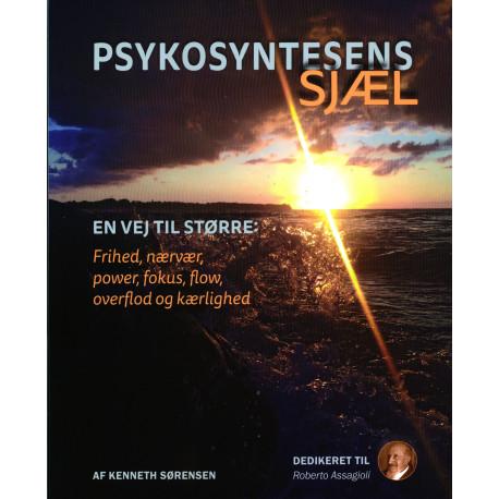 Psykosyntesens sjæl: de syv kernebegreber og veje til større: frihed, nærvær, power, fokus, flow, overflod og kærlighed