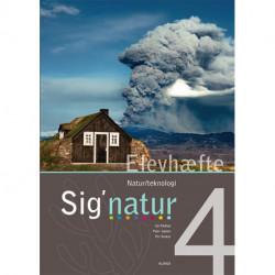 Sig'natur 4, Natur/teknologi, Elevhæfte