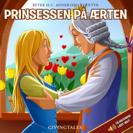 Prinsessen på ærten: Efter H.C. Andersen