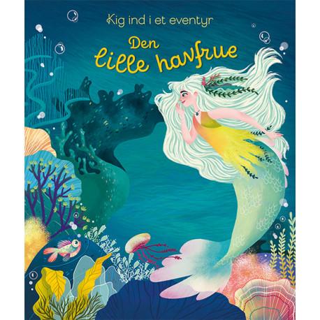 Kig ind i et eventyr: Den lille havfrue