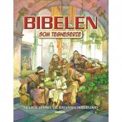 Bibelen som tegneserie - Fra Jesu fødsel til Johannes Døbers død (Bind 3)