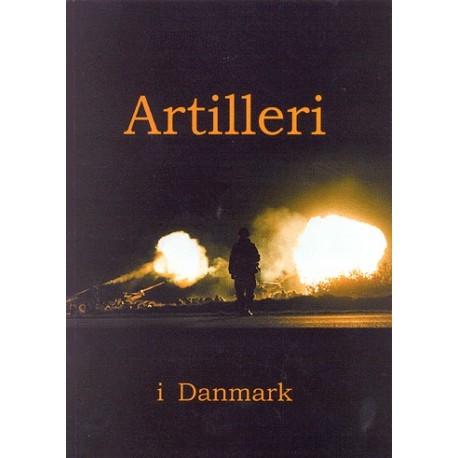 Artilleri i Danmark