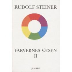 Farvernes væsen. Supplementsbind med ni foredrag fra årene 1914 til 1924