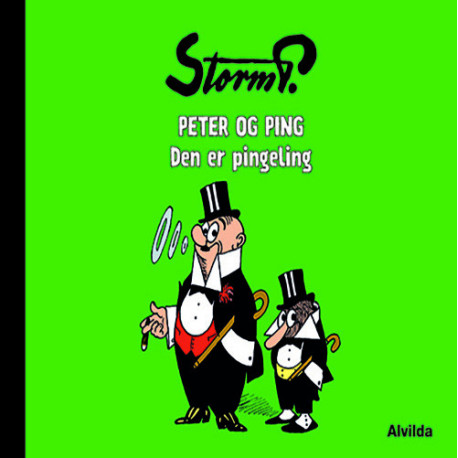 Storm P. - Peter og Ping - Den er pingeling