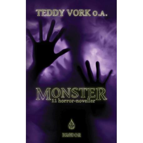 Monster: 11 horror-noveller