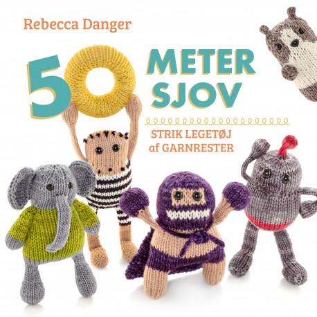 50 Meter Sjov: Strik legetøj af garnrester