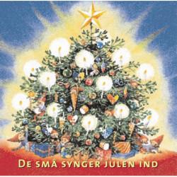 De små synger julen ind CD