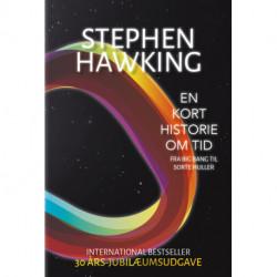 En kort historie om tid: fra big bang til sorte huller