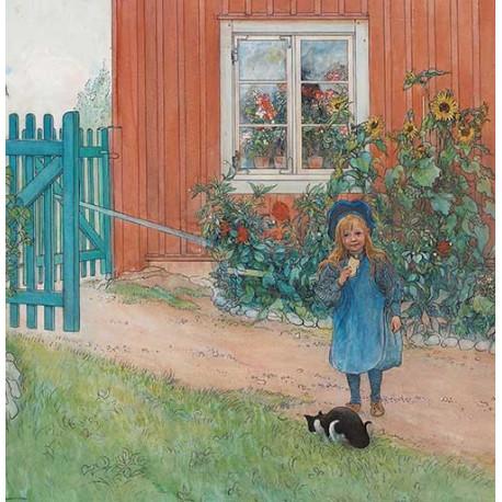 Carl Larsson Skitse- og notesbog