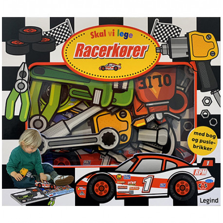 Skal vi lege Racerkører