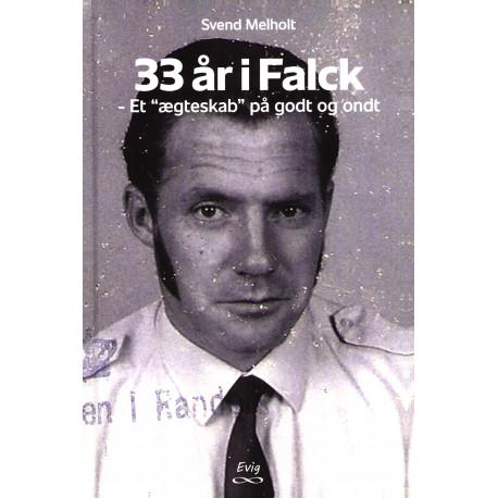 """33 år i Falck - Et """"ægteskab"""" på godt og ondt"""