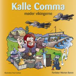 Kalle Comma møder vikingerne