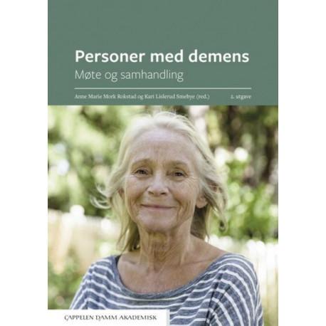 Personer med demens : møte og samhandling