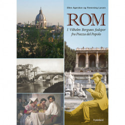 Rom: I Vilhelm Bergsøes fodspor fra Piazza del Popolo