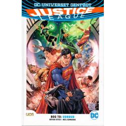 Justice League: Udbrud