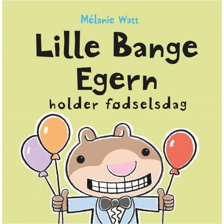 Lille Bange Egern holder fødselsdag